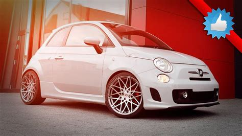 Fiat 500 Abarth Tune by 2014 Fiat 500 Abarth By Pogea Racing Tuning Program