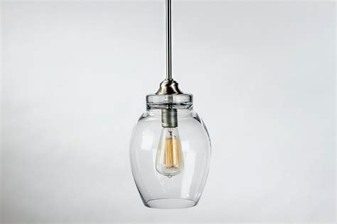 pendant light fixture edison bulb large lotus dan