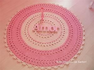 Baby Tapete Rosa : tapete redondo marcia sartori elo7 ~ Michelbontemps.com Haus und Dekorationen