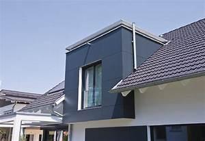 Haus Mit Gaube : dach gaube modern mit satteldach architektur detail ~ Watch28wear.com Haus und Dekorationen