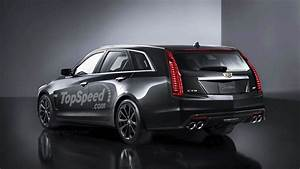 2019 Cadillac CTS V Wagon Review Top Speed