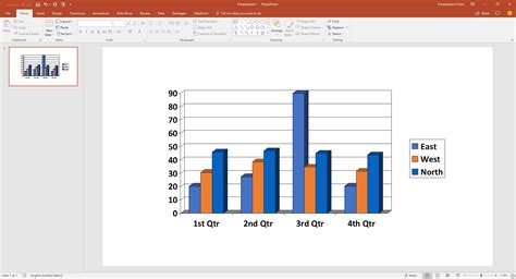 powerpoint graph dynamic charts and graphs in powerpoint presentationpoint