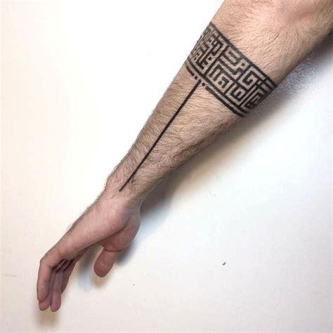 tatuajes p mi corte de hombre arm band tattoo