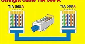 House Electrical Wiring Diagram   Straight Throught Cable