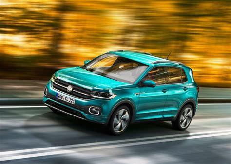volkswagen new suv 2020 2020 vw t cross fuel economy new suv price