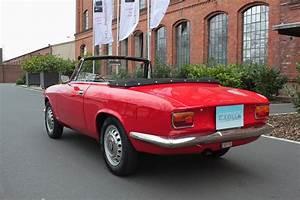 M E M O  1966 Alfa Romeo Giulia Gtc