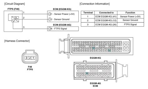 hyundai accent fuel tank pressure sensor ftps schematic diagrams engine system