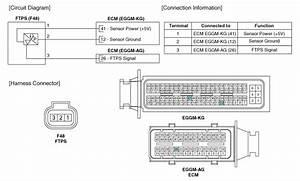 Hyundai Accent  Fuel Tank Pressure Sensor  Ftps