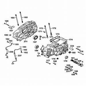 E07 Crankcase Parts