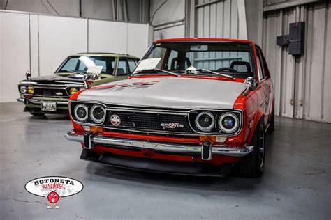 1971 Datsun 1600 Sss For Sale On Bat Auctions