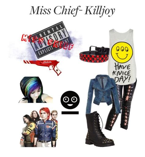 images  killjoy outfits  pinterest