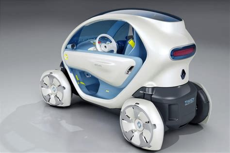 Renault Twizy electric vehicle|Renault car pictures
