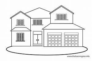 dessiner une maison en 3d 12 87 dessins de coloriage With dessiner une maison en 3d