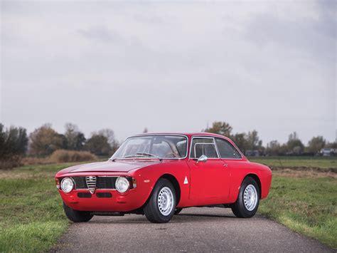 Alfa Romeo Gta by Rm Sotheby S 1965 Alfa Romeo Giulia Sprint Gta By