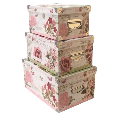 decorative closet storage boxes with lids okayimage