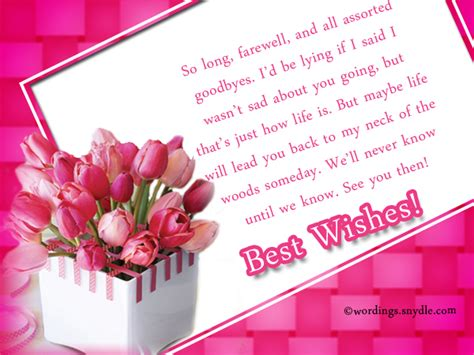 best wishes for colleague christian goodbye messages for collegue just b cause