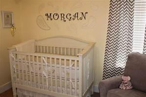 Chambre Bebe Jaune : peinture chambre bebe jaune et gris ~ Nature-et-papiers.com Idées de Décoration
