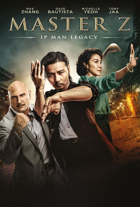 MASTER Z: IP MAN LEGACY (2019) - Official Movie Site ...