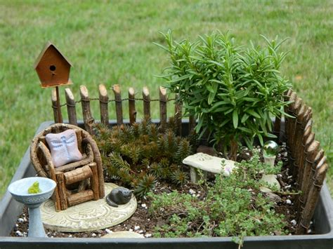 Bastelideen Für Den Garten by Deko Bastelideen Reizvollen Mini Garten Kreieren