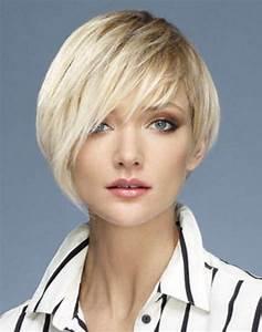 Coupe Cheveux Asymétrique : coupe cheveux courts asym trique femme ~ Melissatoandfro.com Idées de Décoration