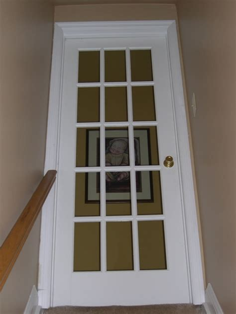French Door To Basement  Cozy Your Home