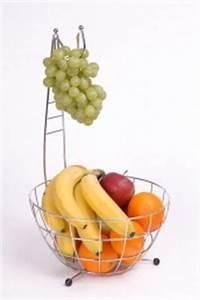 Obst Und Gemüse Aufbewahrung : obst korb bananen baum obst schale bananenhalter metall ebay ~ Whattoseeinmadrid.com Haus und Dekorationen