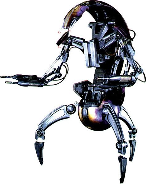 Droidekas - Destroyer droids - Star Wars - Trade