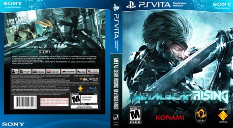 metal gear rising cover 301 moved permanently