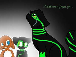 I'll never forget you Russetpaw... by TildeBerry on DeviantArt