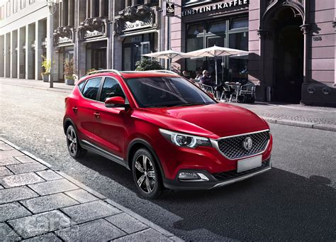 Mg Xs Suv Revealed As Mg Hopes To Cash-in On The Uk's Love