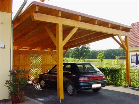 der oder das carport garage oder carport carport anbau vom einzel zum doppelcarport so muss