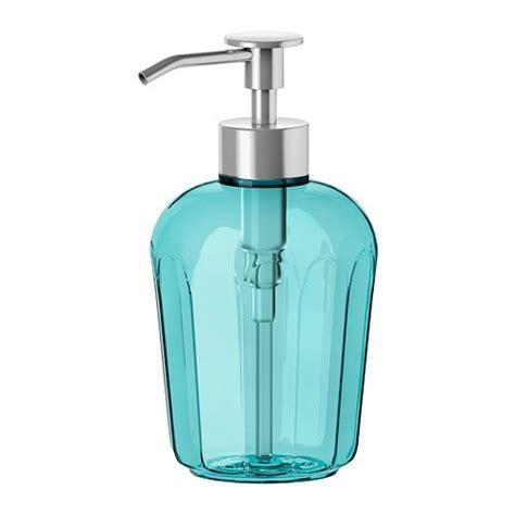 SVARTSJÖN Soap dispenser Turquoise   IKEA