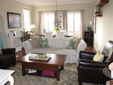 Amazing Of Fabulous Small Living Room Dining Room Combo #1149