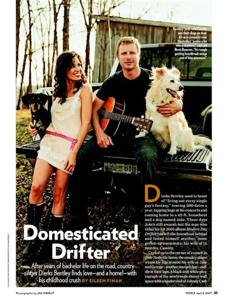 dierks bentley wedding ring 32 best country stars and their pets images on pinterest