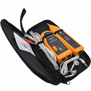 Wh806b Telephone Wire Tracker Network Cable Tester