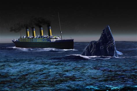 what year did the titanic sink how did the unsinkable titanic sink wonderopolis
