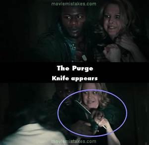 The Purge (2013... Popular Purge Quotes