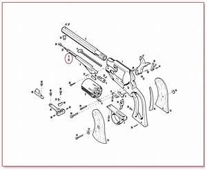 22 1858  62 Loading Lever Latch Pin