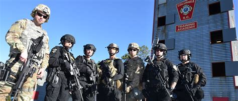 Swat Week For The Richland County, S.c., Sheriff's Dept