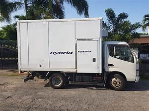 2006 Toyota Hino Hybrid Truck Manual Transmission For Sale