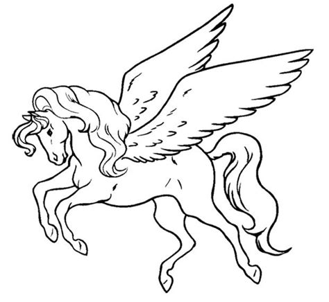 unicorn flying coloring page unicorn coloring pages