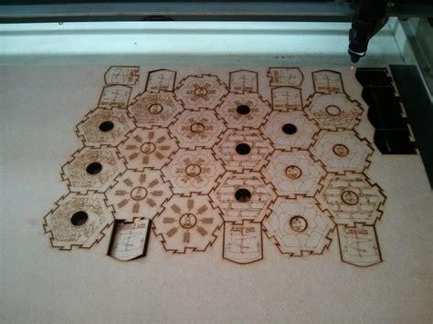 Lasercut Settlers Of Catan Board As Dxf By Richard_j_m