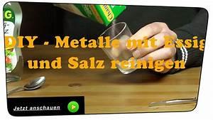 Unkrautbekämpfung Mit Essig : metalle und m nzen mit essig und kochsalz reinigen auch ~ A.2002-acura-tl-radio.info Haus und Dekorationen