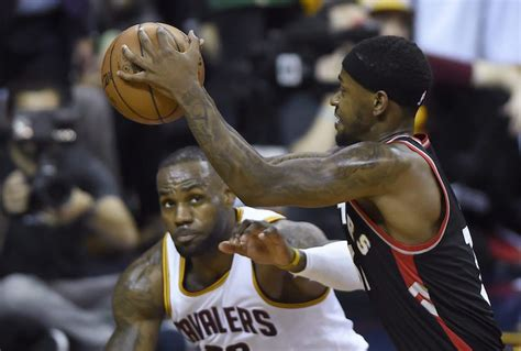 NBA Playoffs: Cavaliers vs. Raptors, Game 4, LIVE SCORE ...