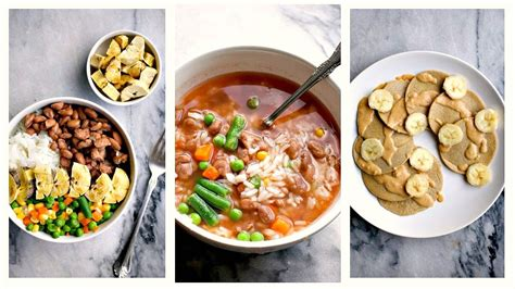 ate    day budget friendly vegan meals