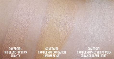 give  skin  blend   covergirls trublend beautyholics anonymous