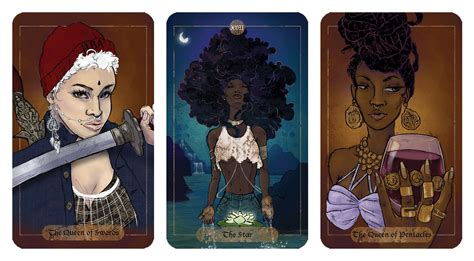 khalid rosemin tarot cards afropunk edition