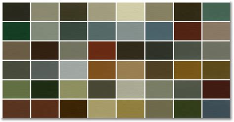 stain colors for 2013 protect painters