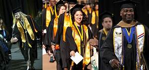 graduating with honors commencement