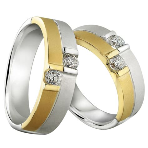 Cincin Kawin Od 2509 A cincin kawin 4 cincin emas putih eksklusif dari orori